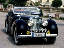 Oldtimerverleih Hochzeitsauto