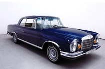 Mercedes Oldtimer mieten