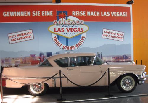 Cadillac  mieten Stuttgart