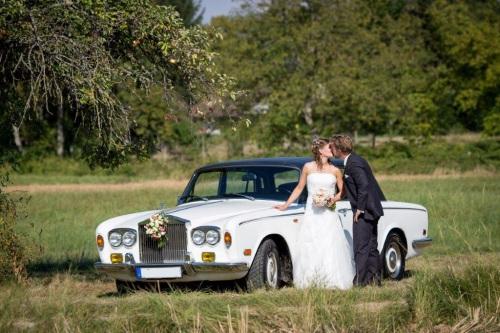 Rolls Royce Oldtimer mieten