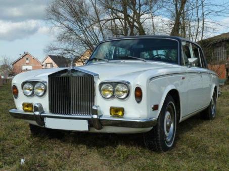 Rolls Royce Hochzeitsauto mieten