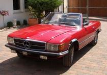 Mercedes Oldtimer mieten selbstfahren