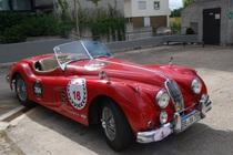Jaguar Oldtimer mieten, Selbstfahrer