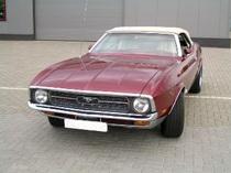 Mustang selber fahren