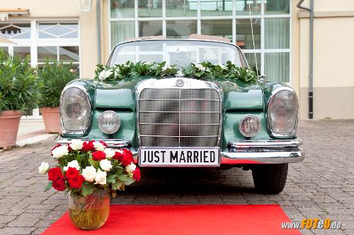 Oldtimervermietung Hochzeit Mannheim