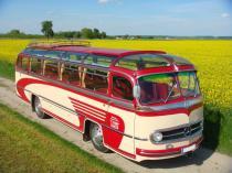Alten Bus mieten
