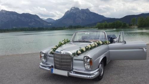 Hochzeitsauto mieten Ulm
