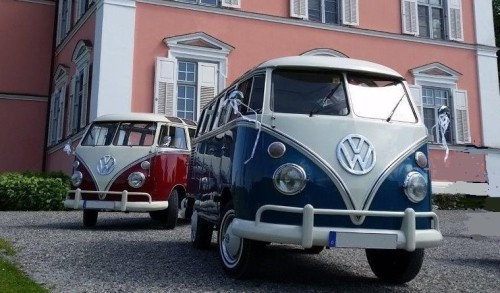 VW T1 Bulli Bus mieten Ulm