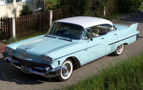 US Car Ulm mieten Cadillac